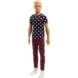 Barbie, Ken Fashionistas 1 - Black & White