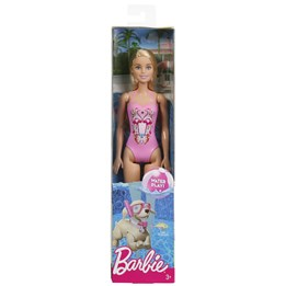 Barbie, Beach Doll - Barbie