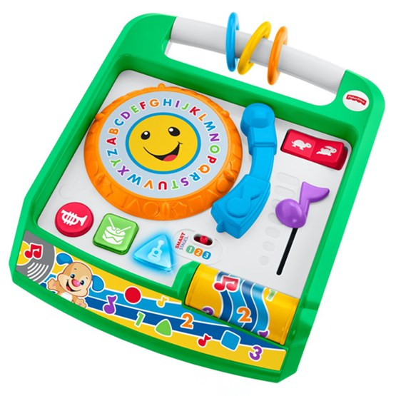 1fbde493 Fisher Price, Play & Learn Record Player - Hjem - Lekia.no