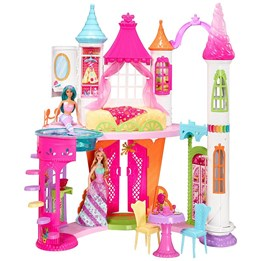 Barbie, Dreamtopia - Sweetville Castle