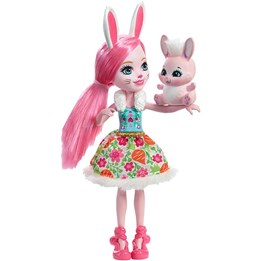 Enchantimals, Bree Bunny & Animal Friend