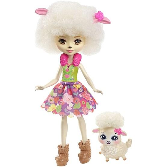 Enchantimals, Lorna Lamb & Animal Friend