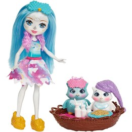 Enchantimals, Sleepover Night Owl Doll