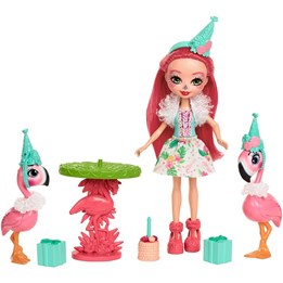 Enchantimals, Let´s Flamingle Doll