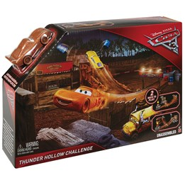 Disney Cars 3, Thunder Hollow Challenge