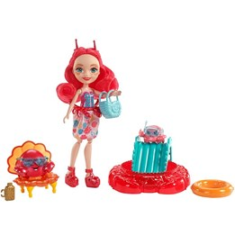 Enchantimals, Water Themed Pack - Cameo Crab Dolls