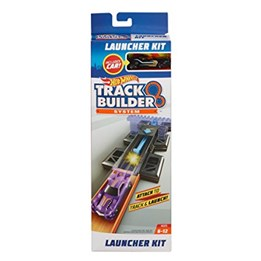 Hot Wheels, Stunt Builder Basic - Track Builder Launch Kit