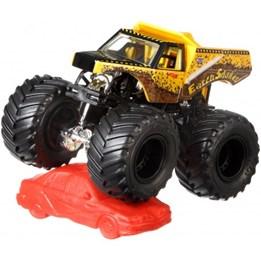 Hot Wheels, Monster Jam - Construction Truck