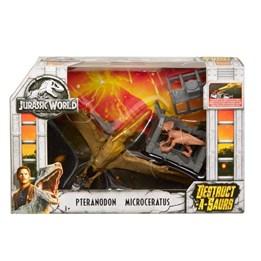 Jurassic World, Destructasaurs - Pteranodon & Microceratus