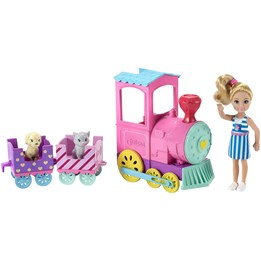 Barbie, Chelsea Choo-Choo Train