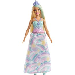 Barbie, Dreamtopia Princess - Rainbow Dress