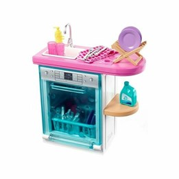 Barbie, Furniture - Indoor Dishwasher