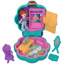 Polly Pocket, Tiny Pocket Places - Fiercely Fab Studio