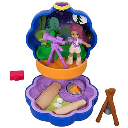 Polly Pocket, Tiny Pocket Places - Out of Sight Campsite