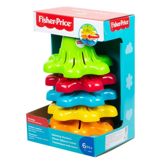bf481fb0 Fisher Price, Spinning Stackers - Hjem - Lekia.no
