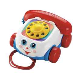 Fisher Price, Brilliant Chatter Telefon