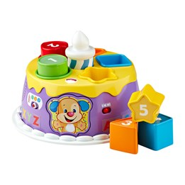 Fisher Price, Bursdagskake