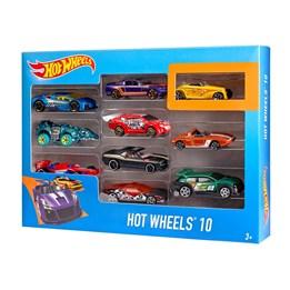 Hot Wheels, Basic 10 pack