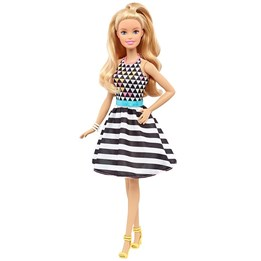 Barbie, Fashionistas dukke 46 - Power Print