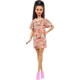 Barbie, Fashionistas dukke 56 - Style So Sweet