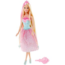 Barbie, Endless Hair Kingdom - Princess Pink