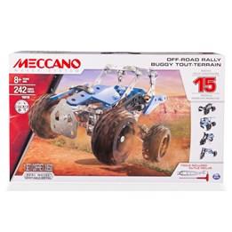 Meccano, 15 Modell sett - Multimodel 250 deler