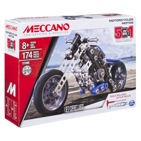 Meccano, 5 Model set - MC