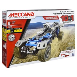 Meccano, 10-Model Set - Motorized Truck