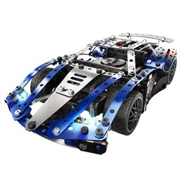 Meccano, 25-Model Set - Supercar