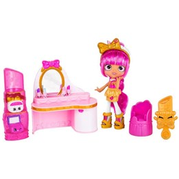 Shopkins, Shoppies - Lippy Lulu´s Beauty Boutique