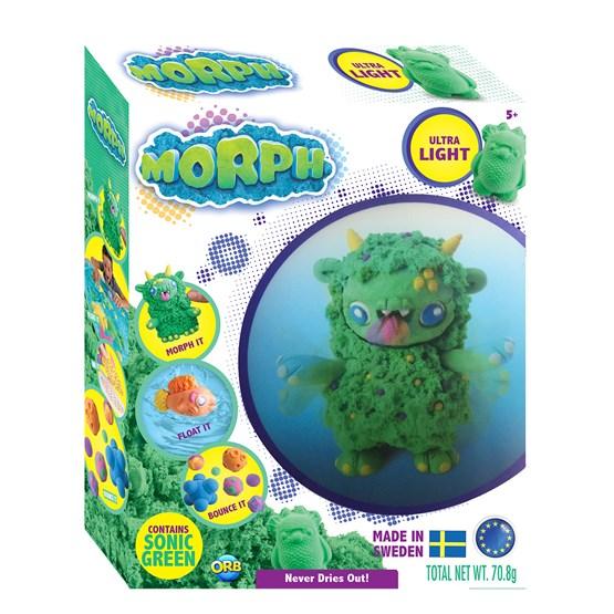 Morph, Lekeleire grønn
