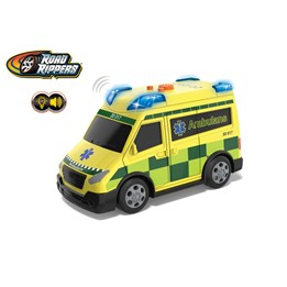 Road Rippers, Ambulanse