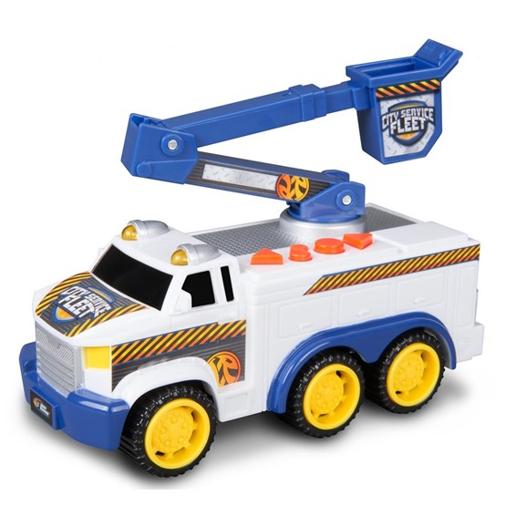City Service Fleet - Utility Truck