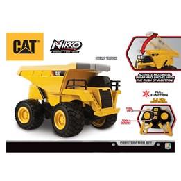 Nikko, CAT Radiostyrt dumper fullfunksjon