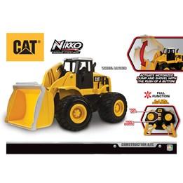 Nikko, CAT Radiostyrt hjullaster fullfunksjon