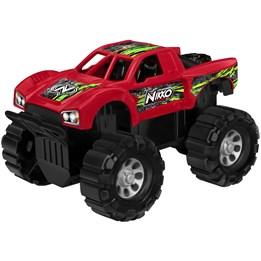 Nikko, R/C Title Truck 40Mhz Rød