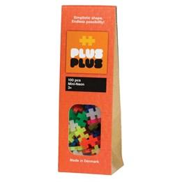Plus Plus, Mini Neon, 100 deler