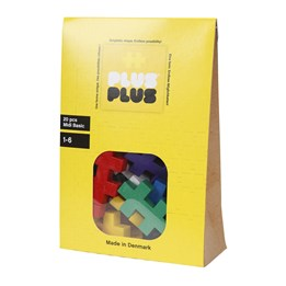 Plus Plus, Midi Basic, 20 stk