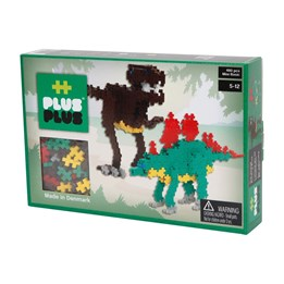 Plus Plus, Mini Basic Dinosaurs 480 stk