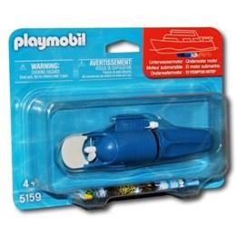 Playmobil 5159, Undervannsmotor