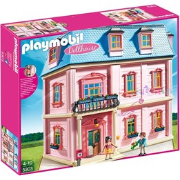 Playmobil Dollhouse 5303, Romantisk dokkehus
