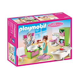 Playmobil Dollhouse 5307, Romantisk bad