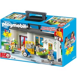 Playmobil, City Life - Bærbart sykehus