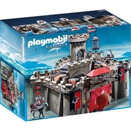 Playmobil Knights 6001, Haukeriddernes borg