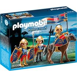 Playmobil Knights 6006, Kongelige løveriddere