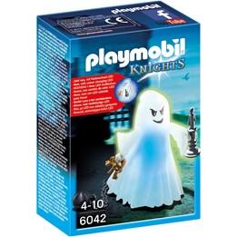 Playmobil Knights 6042 Slottspøkelse med LED-lampe