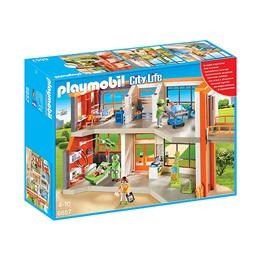 Playmobil City Life 6657, Barneklinikk med tilbehør