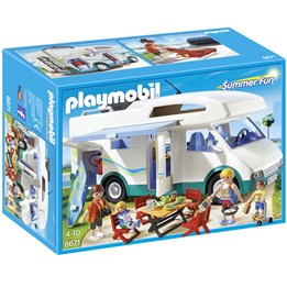 Playmobil Summer Fun 6671, Campingvogn