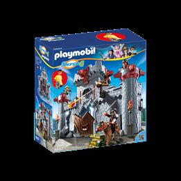 Playmobil Super 4 6697, Den Sorte baronens slott til å ta med seg