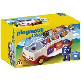 Playmobil 1.2.3 6773, Buss